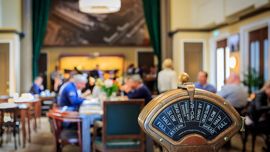 Cafe Restaurant Courzand